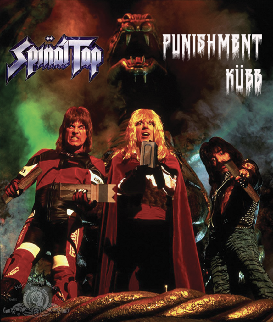 Spinal Tap: Punishment Kubb